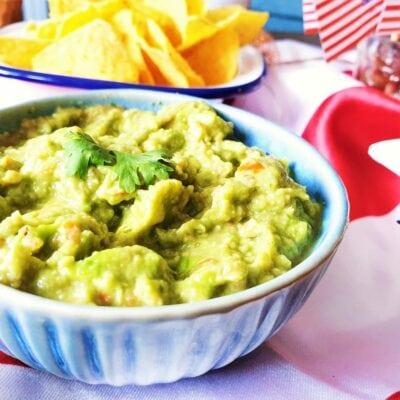 Guacamole (Gluten Free & Vegan)