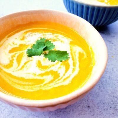 Peanut Lentil Soup (Vegan)
