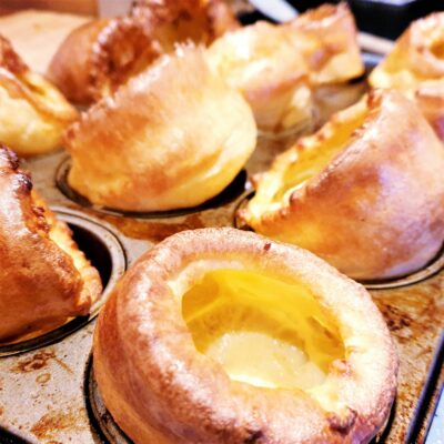 Proper Yorkshire Puddings