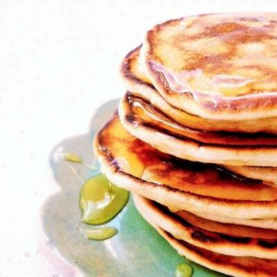 Scotch Pancakes (Drop Scones)