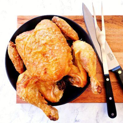 How To Make Roast Chicken
