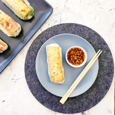 Vegetarian Asian Feast Collection
