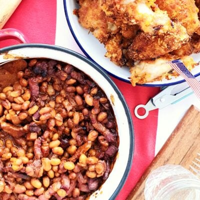 Easy Boston Baked Beans