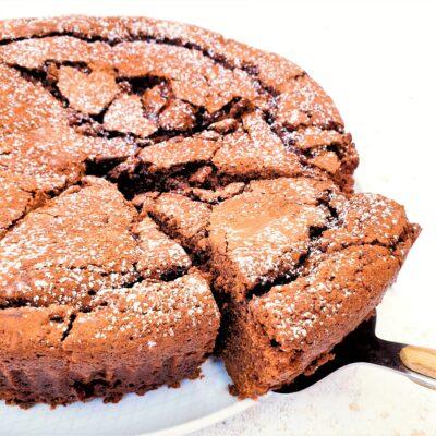 Dense Chocolate Muscovado Cake