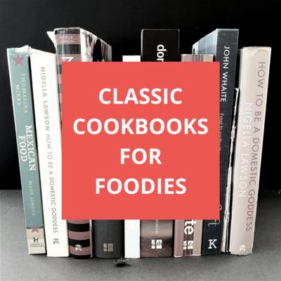 10 Classic Cookbooks For Foodies