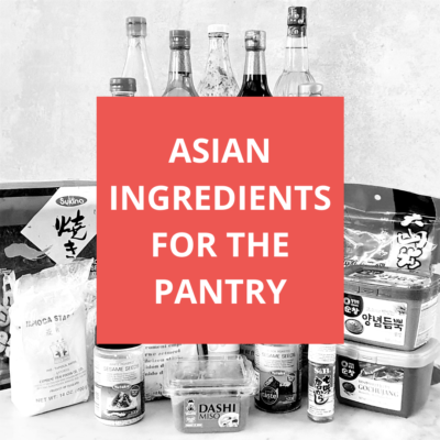 16 Asian Ingredients for the Pantry