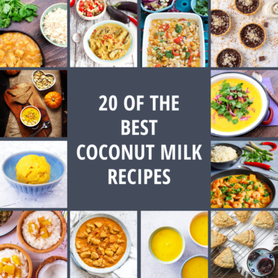 20 of the Best Coconut Milk Recipes