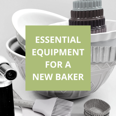 Essential Equipment For A New Baker