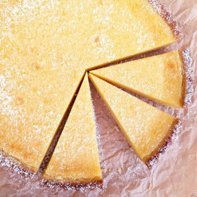 Tarte au Citron (Lemon Tart)