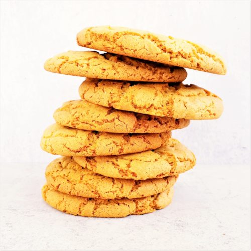 Chewy Ginger Cookies Ginger Biscuits Feast Glorious Feast