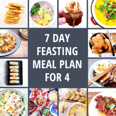 Protected: Free 7 Day Meal Plan for 4