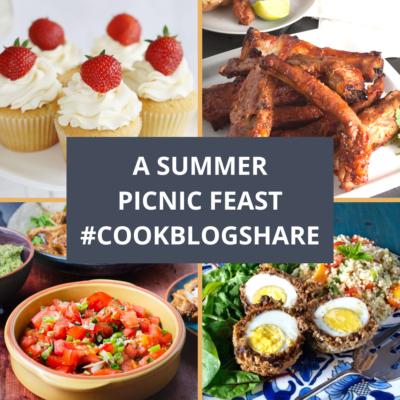 A Summer Picnic Feast