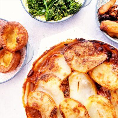 Corned Beef & Potato Bake (Panackelty)