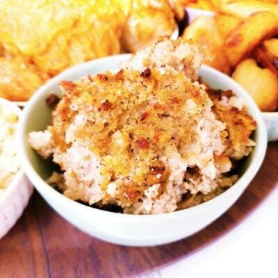 Sage & Onion Sausagemeat Stuffing