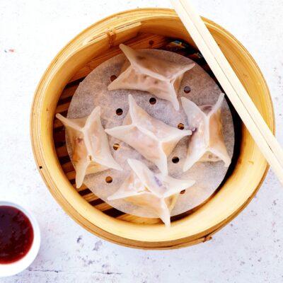 Turkey Steamed Chinese Dumplings