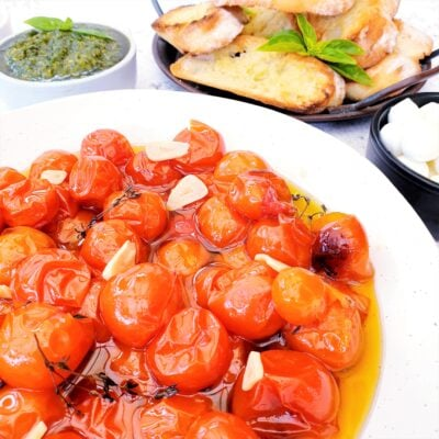 How To Confit Tomatoes