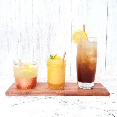 32 Americana Inspired Drinks