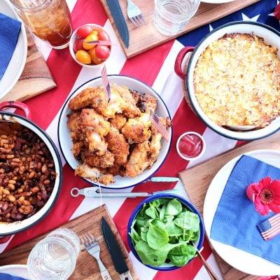 Big Americana Feast Collection