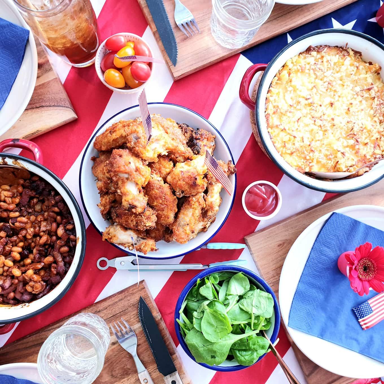 Big Americana Feast Collection – Feast Glorious Feast