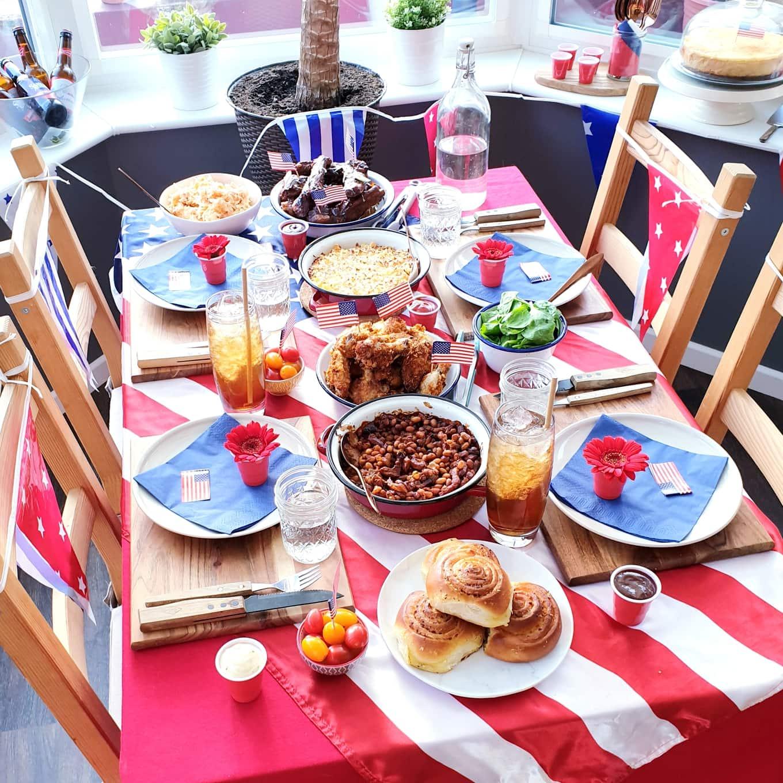 The Big Americana Feast A Hosting Guide – Feast Glorious Feast