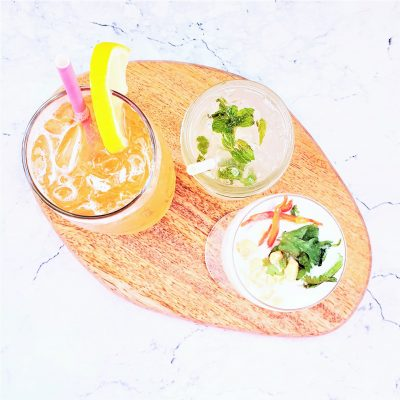 34 Asian Inspired Drinks