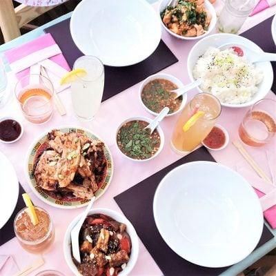 The Big Asian Feast