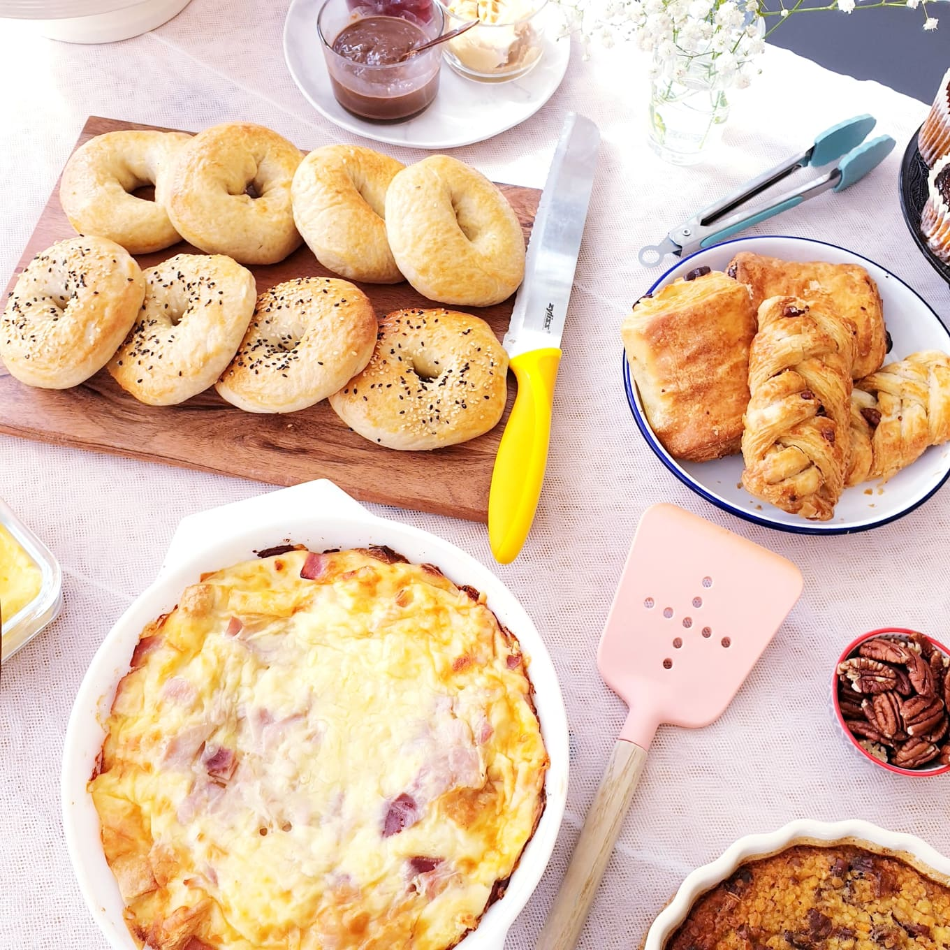 Prep-Ahead Brunch Feast Collection